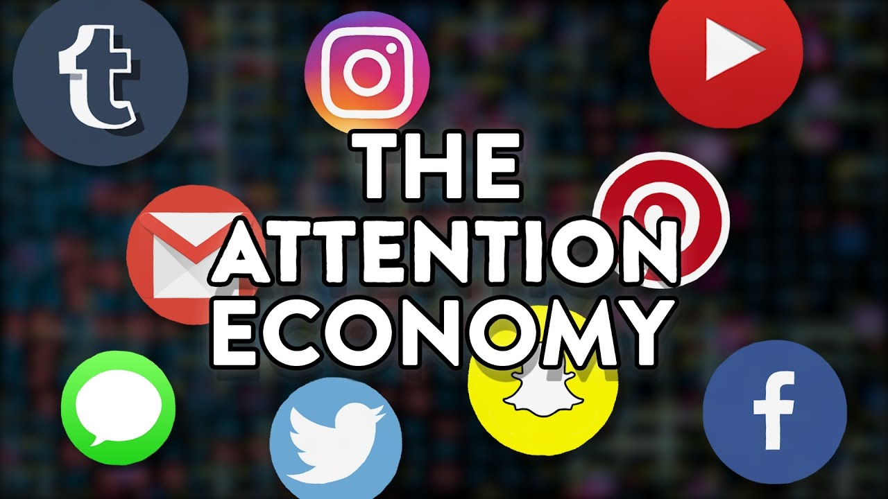 The attention economy and how it is affecting our teens- Part one